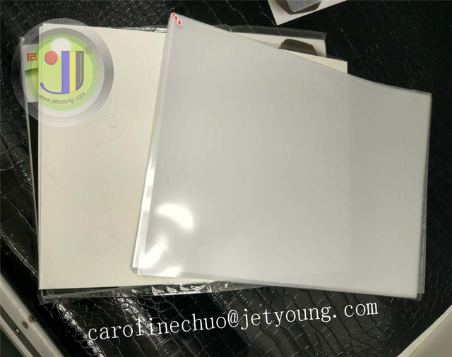 Jetyoung Decal Paper Water Transfer Paper for General Printing Ink for Dark Objects 10sets/bag