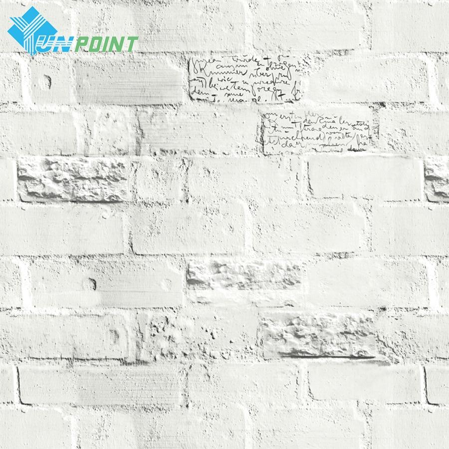 Kərpic özünə yapışan divar kağızı Yaradıcı İngilis - Ev dekoru - Fotoqrafiya 2