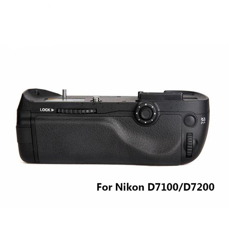 PIXEL VERTAX D15 batterie CRIP MULTI-POWER batterie poignée verticale pour NIKON D7100/D7200