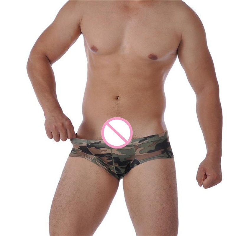 YUFEIDA Висококачествено секси мъжко - Бельо - Снимка 3