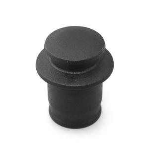 """Image 2 - 3 Pcs האוניברסלי ABS מצית תקע אבק כיסוי כובע Fit ארה""""ב יפן רכב 12V שקע עבור 0.83 0.87 """"מצית חור"""