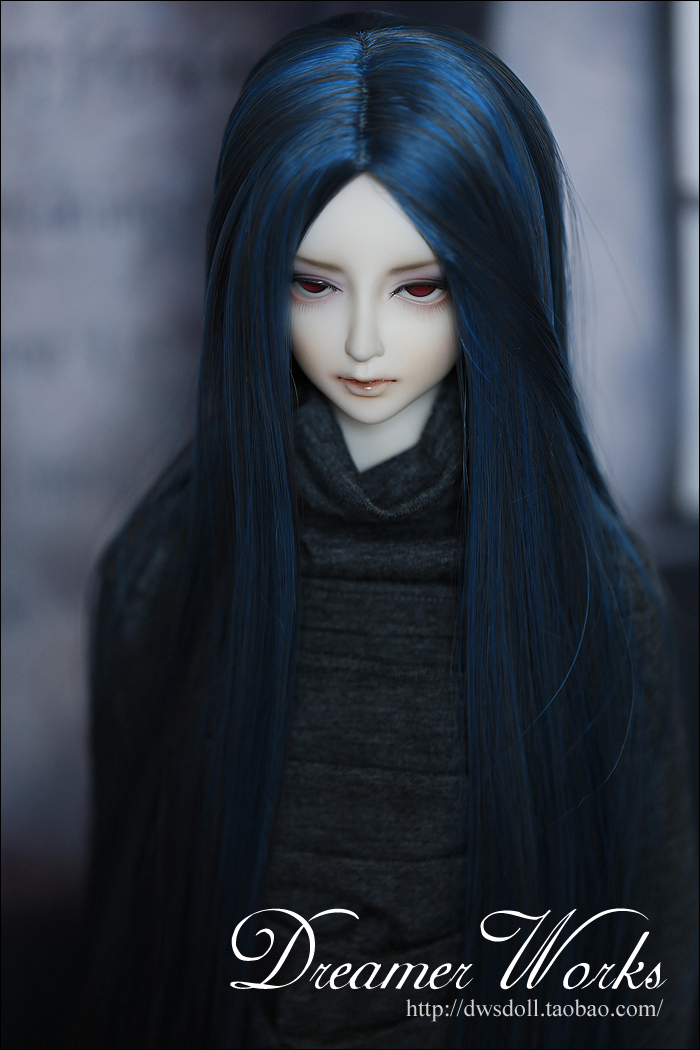 1/4 1/3 scale BJD  doll wig long hair for DIY BJD/SD accessory.Not included doll,clothes,shoes,and other accessories 17C3320