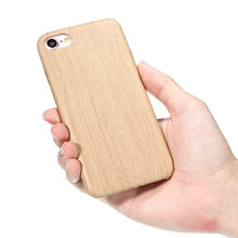 For iPhone 5 5s Case iPhone 6 6s Vintage Wood Pattern Leather PU Cases For iPhone