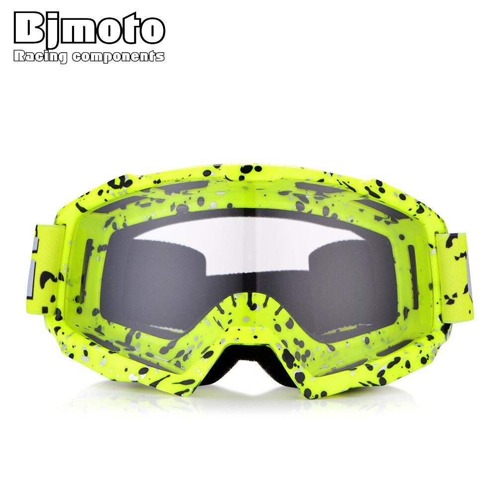 BJMOTO открытый Óculos мотокросса очки Велоспорт MX off road шлемы Лыжный Спорт очки Gafas мотоциклетные Байк Гонки Goggle