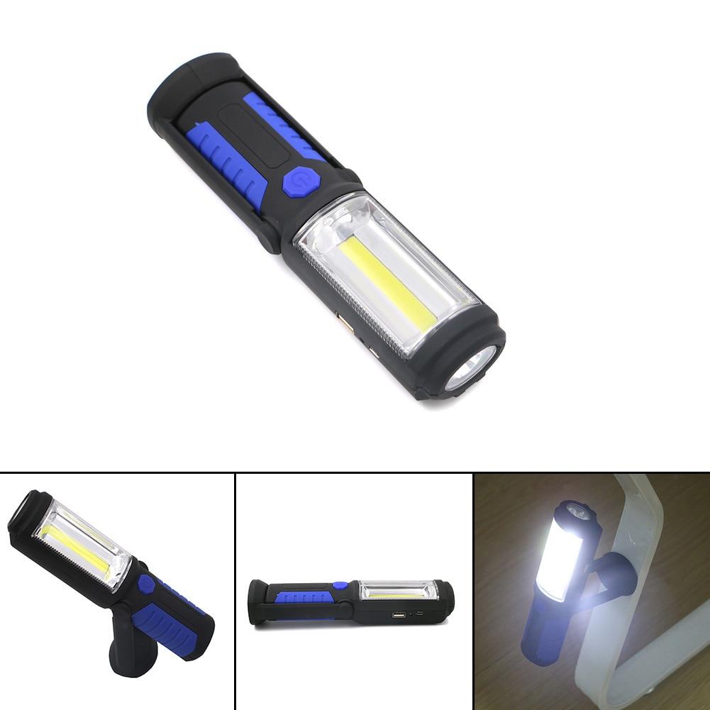 Lanternas e Lanternas ao ar livre lâmpada recarregável Lanterna : Outdoor Emergency