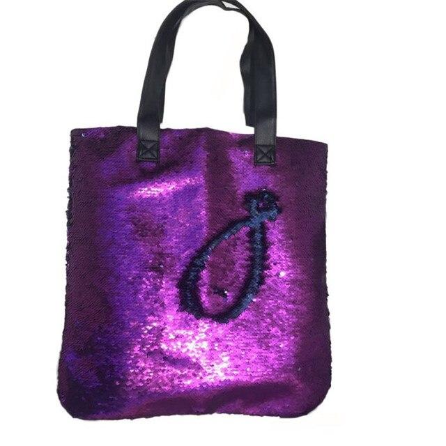 Women Drawstring Bag Clutch Double Color Fashion Women's Handbags Pouch Sequins Ladies Handbag Shoulder Bag Tote Female Purse