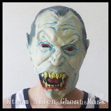 Adults Halloween Party Cosplay Parasite Zombie Mask Scary Mask With Blood Horror Halloween Mask Latex Ghost Mask Free Shipping