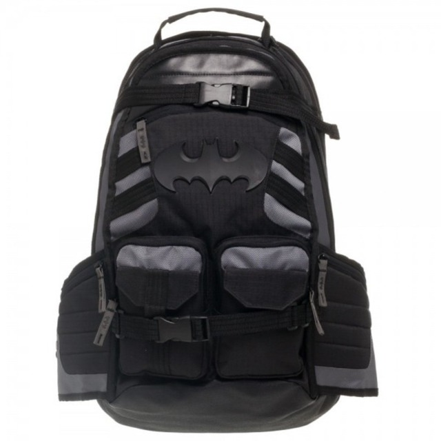 Модный рюкзак Дэдпул, капитан америка и бэтмен