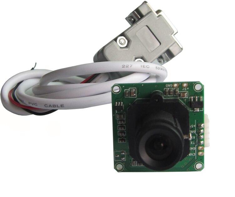 PTC08 macchina fotografica di serie porta seriale del modulo della macchina fotografica RS232/TTLPTC08 macchina fotografica di serie porta seriale del modulo della macchina fotografica RS232/TTL