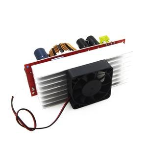 Image 5 - 1800W 40A 1500W 30A 1200W 20A DC DC Boost Converter zwiększona moc moduł zasilający 10 60V do 12 90V regulowane napięcie ładowarka