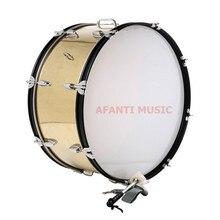 22 inch Gold Afanti Music Bass Drum BAS 1525
