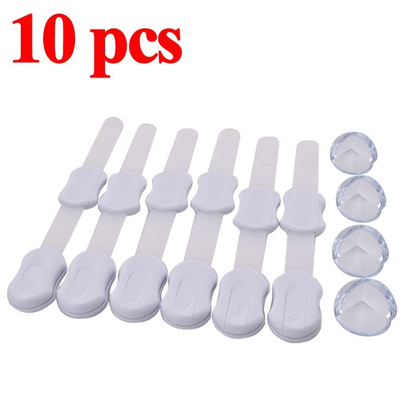 10 x Nylon 3-PIN Plug cover Protecteurs Pack de 10 de sécurité enfant Bouchon anti-poussière