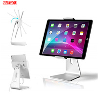 7 13 Inch Aluminum Desktop Tablet Stand for Apple IPad Mini 1 2 3 4 5 I Pad Pro 9.7 Inch 2018 10.5 12.9 11 Inch 2019 Case Cover