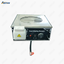 KA500D Mini Commercail Steamer Machine Electric Chinese Bun Steamer Stainless Steel Chinese Food Steamer Maker 220V 110V цена и фото