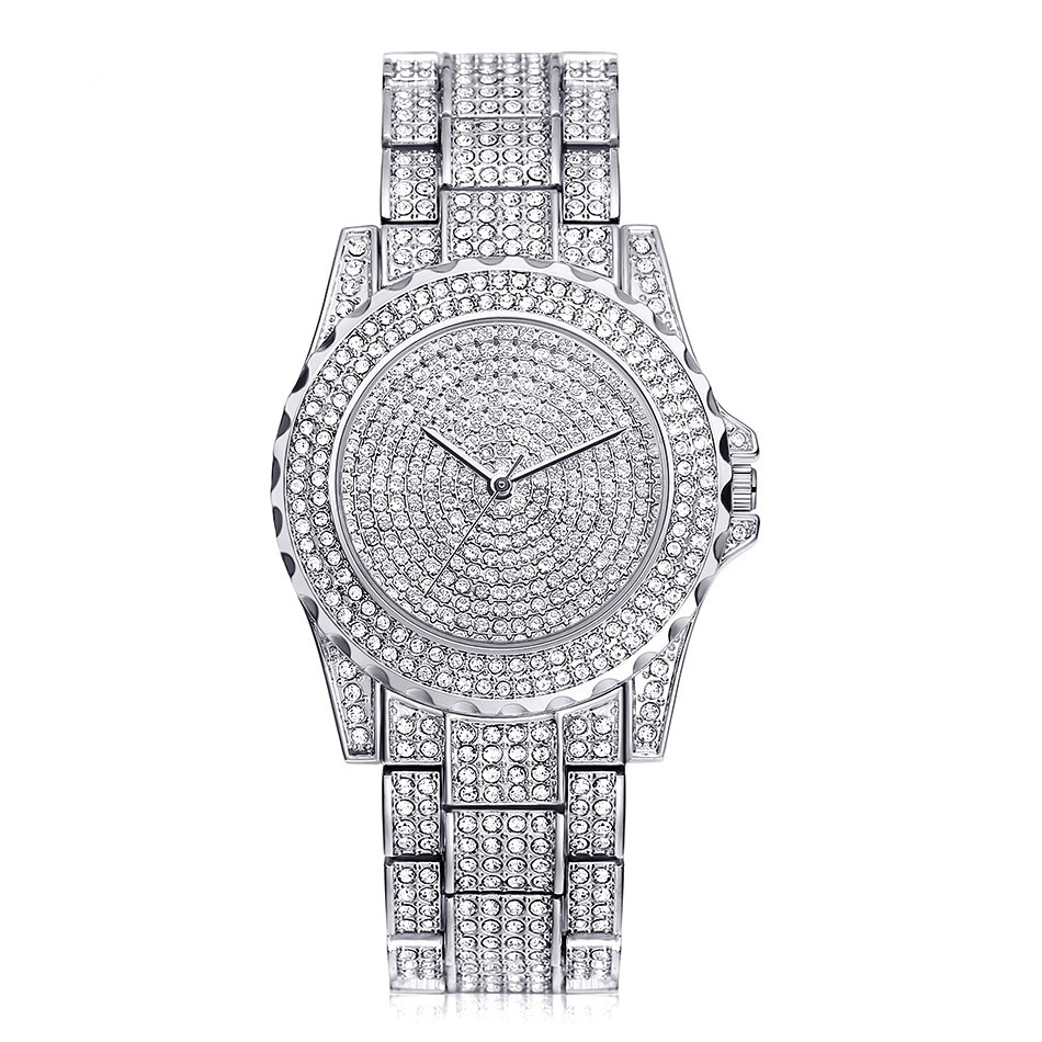 New arrival fashion womens alloy watches stainless steel ip golden palting quartz wristwatches ladies best gift