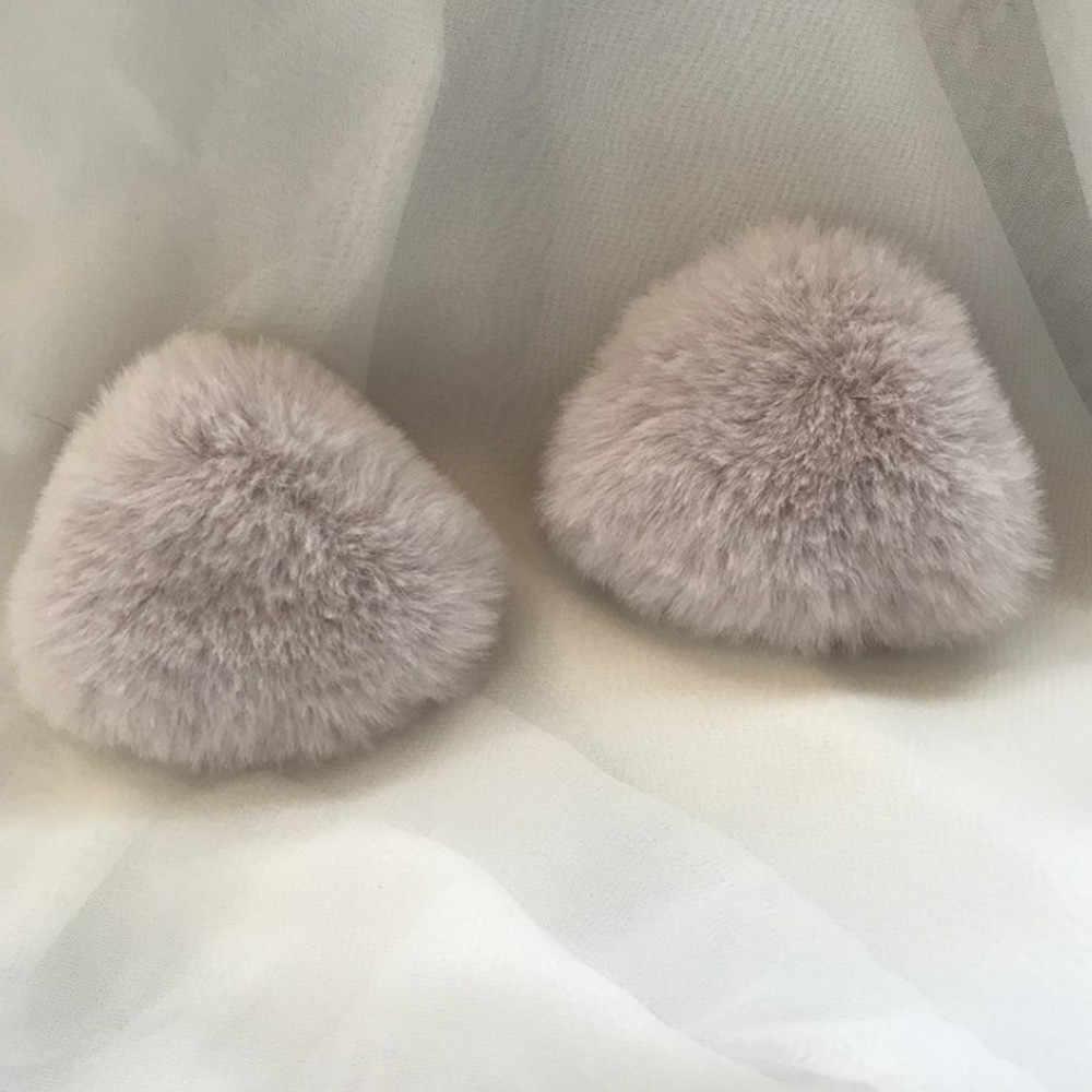 คู่มือ Headwear หญิงสาวแฟลชแมวหู Headband ชุดหูแมวหู Hoop แต่งหน้า Party Haarbanden สำหรับ Vrouwen
