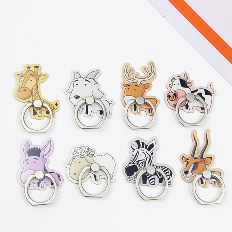 Mobile Phone Holders & Stands Cellphones & Telecommunications Mobile Phone Stand Holder Unicorn Finger Ring Mobile Smartphone Holder Stand For Iphone Xiaomi Huawei All Phone