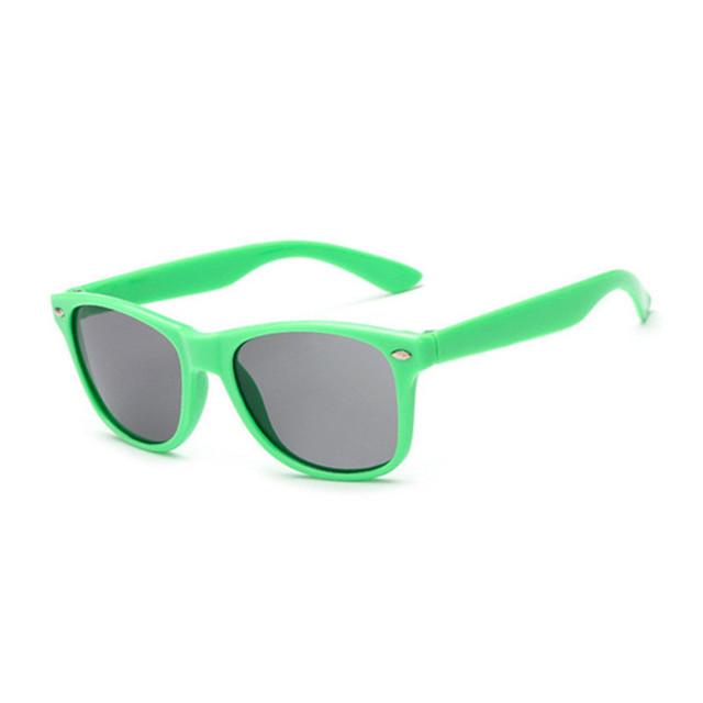 2019 Fashion Brand Kids Sunglasses Child Black Sun Glasses Anti-uv Baby Sun-shading Eyeglasses Girl Boy Sunglass UV400