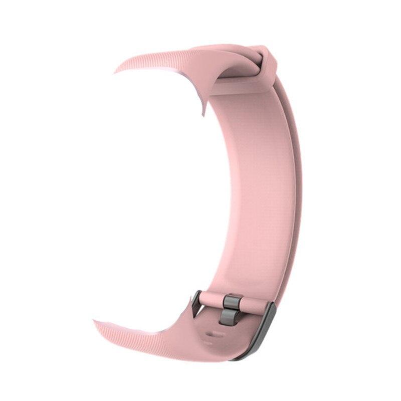 Lerbyee M4 inteligente pulsera de la correa de Original de reemplazo de la correa de muñeca de pulsera inteligente M4 adicionales de correas