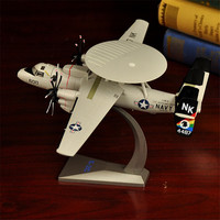 1:72 Scale AWACS USAF E 2C Hawkeye Airborne Early Warning Airplane Diecast Metal Fighter Model Toy New Retail Box Free Shipping