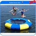 Envío gratis Dia 3 m float trampolín inflable del agua venta