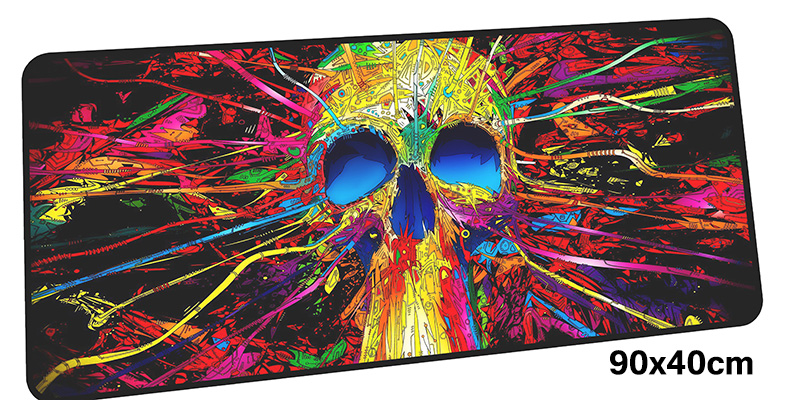 hotline miami mousepad gamer 900x400X3MM gaming mouse pad High quality notebook pc accessories laptop padmouse ergonomic mats