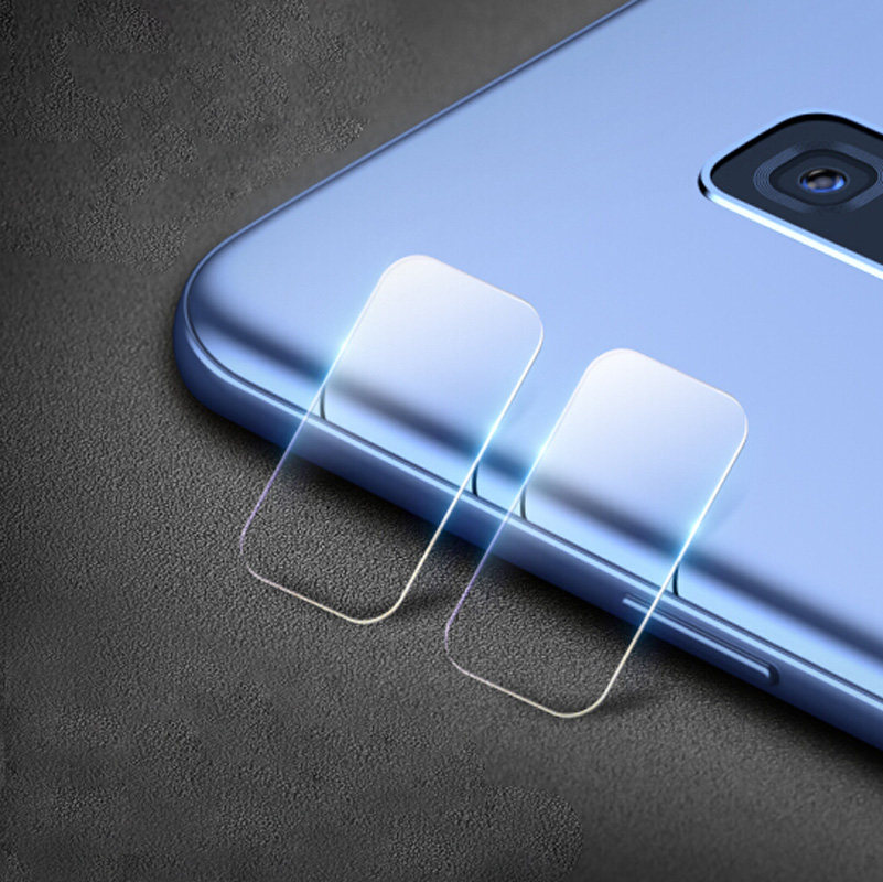 HD Back Camera Lens Tempered Glass For Samsung Galaxy S10 S9 S8 A8 Plus Note 9 8 M20 10 A9 Star S7 S10E Screen Protector Glass in Phone Screen Protectors from Cellphones Telecommunications
