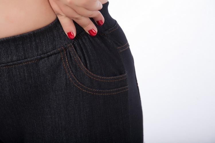 Jean grande taille stretch s'adapte à toutes morphologies 11