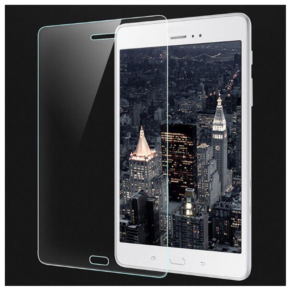 Premium Tempered Glass Screen Protector Film For iPad Samsung ASUS Tablet Device Model:Samsung Galaxy Tab A 8 T350 T351