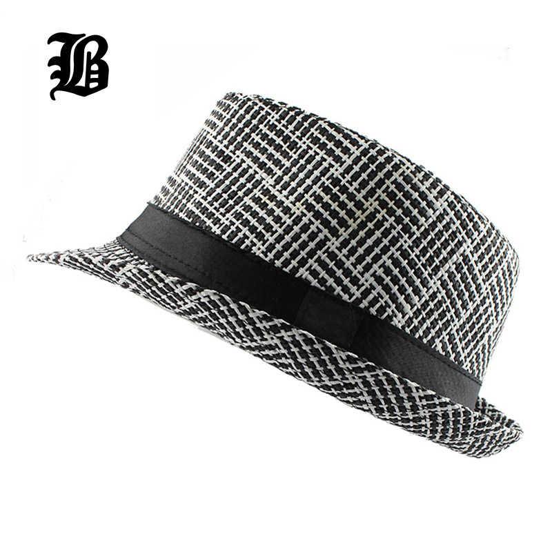 ab8baab32bbec  FLB  moda Unisex lado sombrero gorra para hombres y mujeres verano Playa  Sol Sombrero