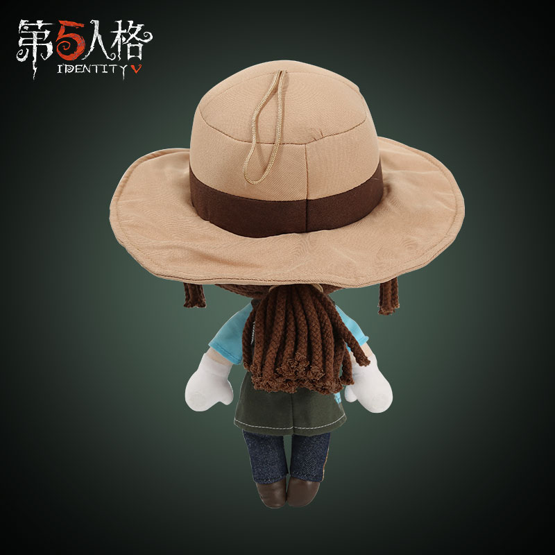 Image 3 - Game Identity Survivor Gardener Emma Cosplay Plush Stuffed Pillow Doll Cushion Plushie Toy Change suit Dress Up Clothes GiftMascot   -