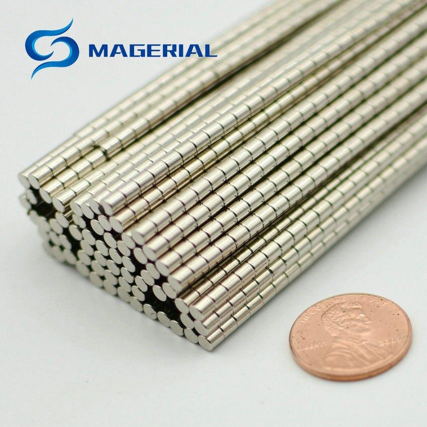 200-5000pcs Dia. 3x3 mm Jewelry Magnet NdFeB Disc Magnet Neodymium Permanent Magnets Grade N35 NiCuNi Plated Axially Magnetized 1 pack dia 6x3 mm jelwery magnet ndfeb disc magnet neodymium permanent magnets grade n35 nicuni plated axially magnetized