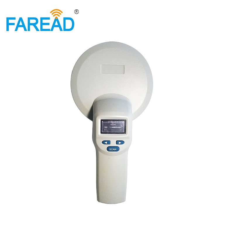 ISO18000 Wireless Stable RFID Tag EMID FDX-B 134.2khz Bluetooth USB ISO11784/5 Handheld Reader For Animal Chip Microchip Reading