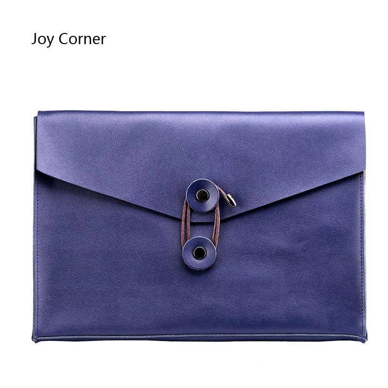 Joy Corner Drop Shipping Purple Color Folder For A4 Documents Folder For Papers Material Escolar Document Organizer Padfolio New file a4 folder organizer leather a4 folder rangement papier documents fichario escolar