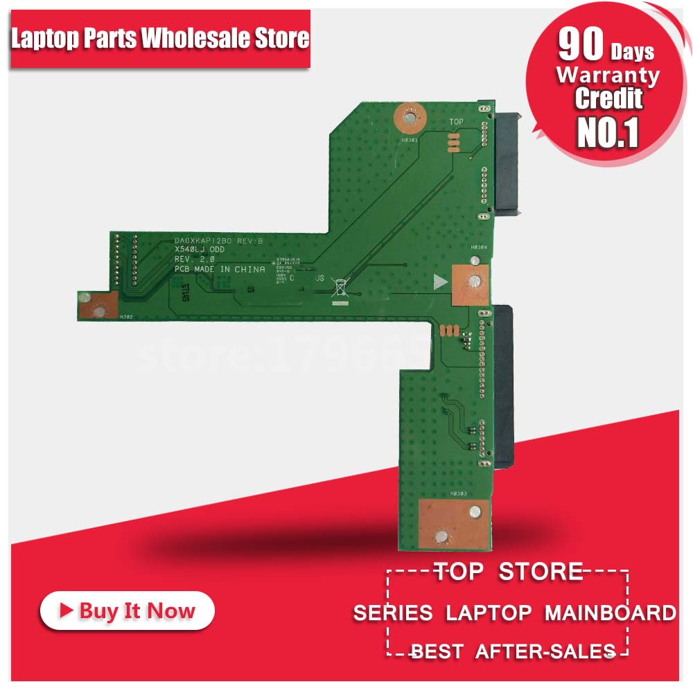 X540lj Mb I3 4005u As Gt920m 90nb0b10 R00040 Motherboard For Asus Keyboard X540 X544 X540l X540la X540s X540sa X540sc Series Original X541sc X540up Switch Board Working Perfect