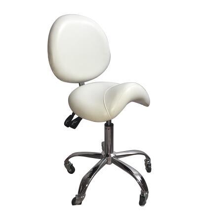 Beauty Chair Bar Chair Beauty Chair Backrest Stool Rotary Lift Bar Chair High-legged Round Bar Stool Bar Stool