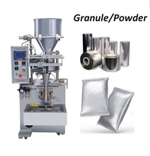 Vertical powder Packing machine 10-100G Packing Machine Water Soluble Film Packaging machine c lin hhj5 k packing machine dedicated counter ac220v