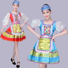 d00a6511f5f Classical russian dance dress European princess stage dresses Stage  performance clothing Women national cosplay costume 052901