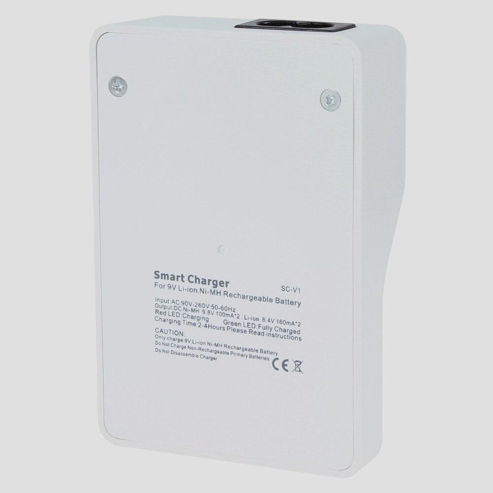 Baterias Recarregáveis soshine 9 v carregador de Definir o Tipo DE : Conjuntos Carregador