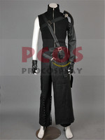Crisis Core Cloud Strife Cosplay Final Fantasy VII Cosplay Costume mp000134