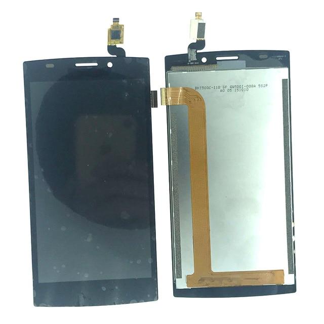 En Stock LCD de 5,0 pulgadas para Philips S337 pantalla LCD + reemplazo de reparación de cristal del Panel táctil con número de seguimiento