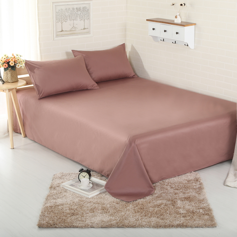 Home Textile 3Pcs 100% Cotton Comforter Sets Include Bed Sheet Pillowcase Set Twin King Queen Full Super King Size