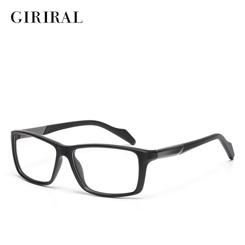 Óculos de Armação Miopia do Vintage Homens Tr90 Marca Óptica Óculos de  Designer Óculos Claros Quadro Yx0320 2951a3f9c8