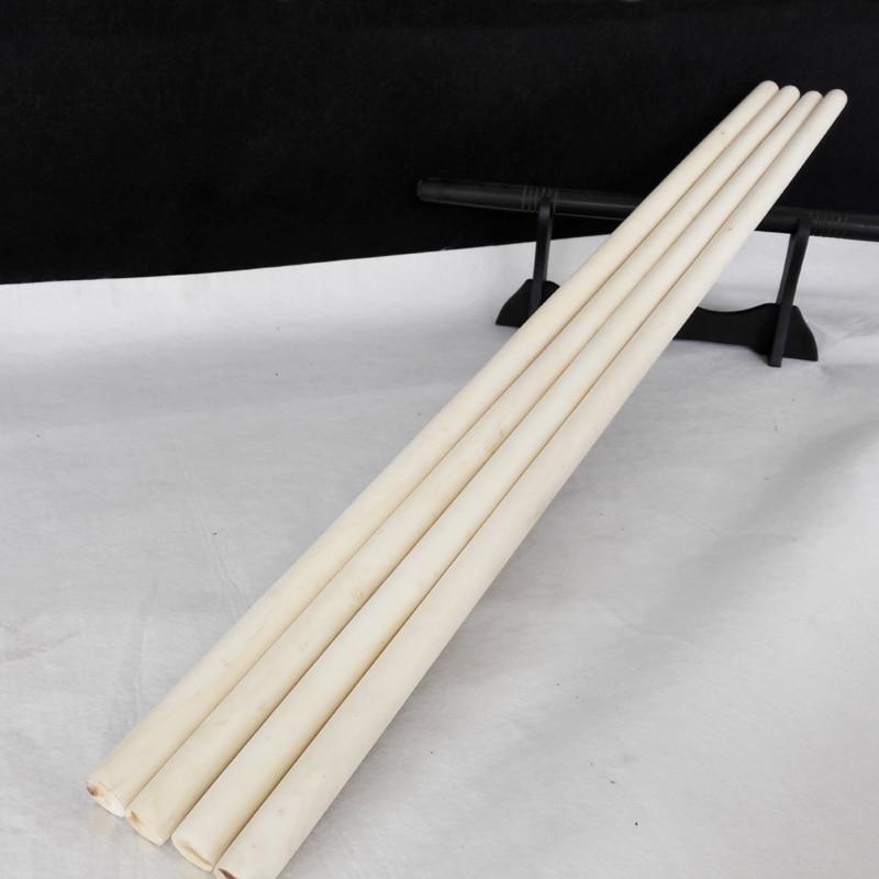 Wushu палка восковая деревянная Боевая палка для gunshu обучение шаолин wushu обучение тайчи карандаш для бровей