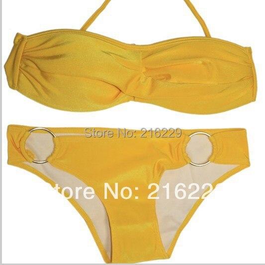 Push Up Bikinis su PAD karštais maudymosi kostiumėliais Seksualios - Sportinė apranga ir aksesuarai - Nuotrauka 4