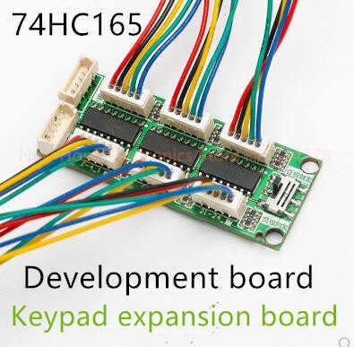 74HC165D-instead-CD4021-diy-Shift-Regist