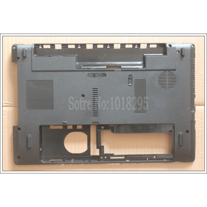 NEW Base cover For Acer for Aspire 5252 5253 5336 5552 5552G 5736 5736G 5736Z 5742 5742Z bottom case D cover laptop parts new original laptop bottom base case cover for acer aspire emachines e640 e730 series base ap0ca000510 d shell top
