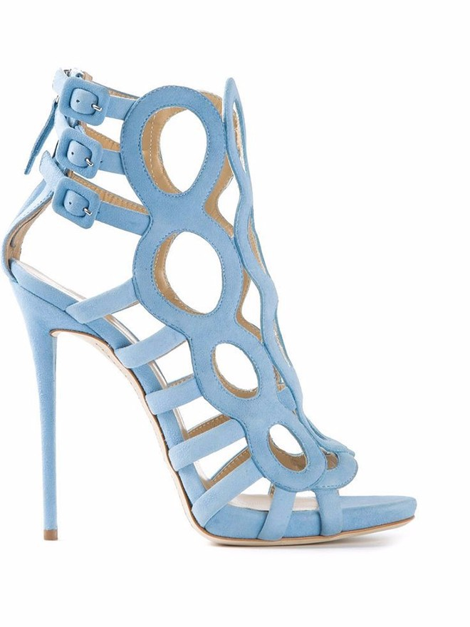 ФОТО sexy peep toe zip buckle cut-outs high heels large size shoes woman stiletto heels sandals women sapatos party shoes melissa
