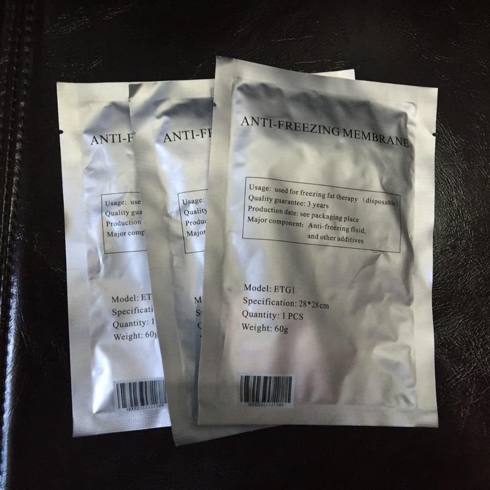 New 30pcs Antifreeze Membranes Pad Patch 28 28cm For Cool Body Fat Burn Machine
