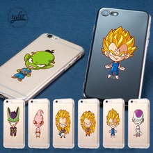 Coque Cute Dragonball for iPhone 5S Case monkey King TPU  XS Max XR 5 SE 6 6S 7 8 Plus Shell cover